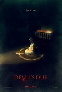 O Herdeiro do Diabo - Poster / Capa / Cartaz - Oficial 3