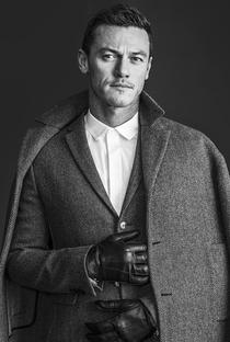 Luke Evans - Poster / Capa / Cartaz - Oficial 2