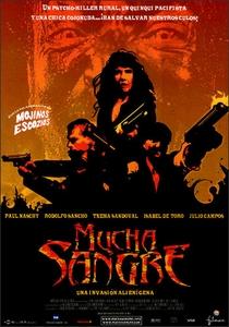 Mucha Sangre - Poster / Capa / Cartaz - Oficial 1