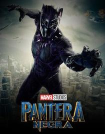 Pantera Negra - Poster / Capa / Cartaz - Oficial 21
