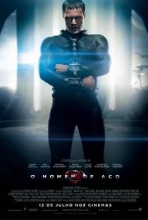 O Homem de Aço - Poster / Capa / Cartaz - Oficial 12