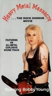 Heavy Metal Massacre  - Poster / Capa / Cartaz - Oficial 1