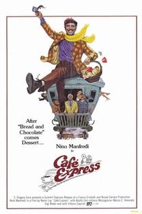 Café Expresso - Poster / Capa / Cartaz - Oficial 1