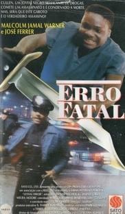 Erro Fatal - Poster / Capa / Cartaz - Oficial 1