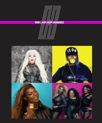 VH1 Hip Hop Honors 2016: All Hail the Queens - Poster / Capa / Cartaz - Oficial 1