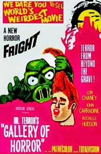 Gallery of Horror - Poster / Capa / Cartaz - Oficial 1