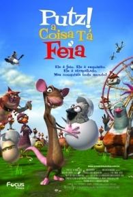 Putz! A Coisa Tá Feia - Poster / Capa / Cartaz - Oficial 1