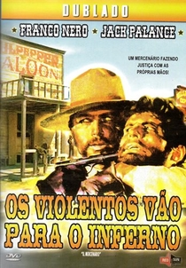 Os Violentos Vão para o Inferno - Poster / Capa / Cartaz - Oficial 10