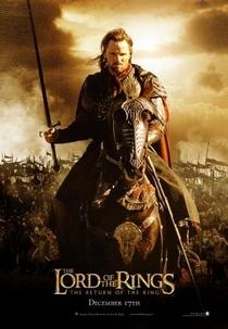 O Senhor dos Anéis: O Retorno do Rei - Poster / Capa / Cartaz - Oficial 1