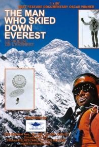 The Man Who Skied Down Everest - Poster / Capa / Cartaz - Oficial 1