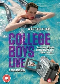 College Boys Live - Poster / Capa / Cartaz - Oficial 1
