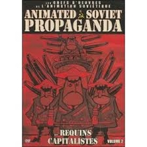 Propaganda Soviética Animada Parte III: Tubarões Capitalistas - Poster / Capa / Cartaz - Oficial 1