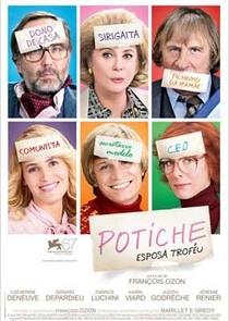Potiche - Esposa Troféu - Poster / Capa / Cartaz - Oficial 1