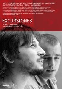 Excursiones - Poster / Capa / Cartaz - Oficial 1