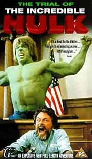 O Julgamento do Incrível Hulk - Poster / Capa / Cartaz - Oficial 4