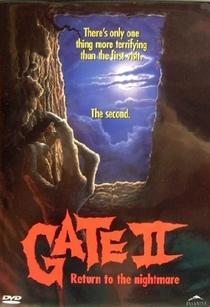 O Portão II: Eles Estão de Volta - Poster / Capa / Cartaz - Oficial 2