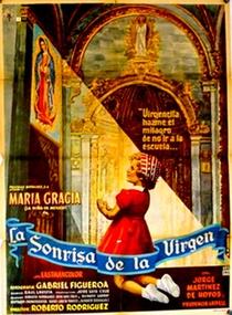 La sonrisa de la Virgen - Poster / Capa / Cartaz - Oficial 2
