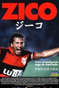 Zico - Poster / Capa / Cartaz - Oficial 1