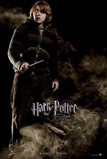 Harry Potter e o Cálice de Fogo - Poster / Capa / Cartaz - Oficial 16