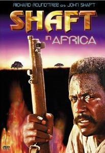 Shaft na África - Poster / Capa / Cartaz - Oficial 2