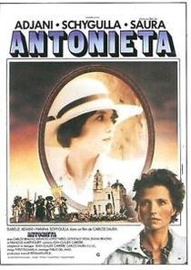 Antonieta - Poster / Capa / Cartaz - Oficial 2