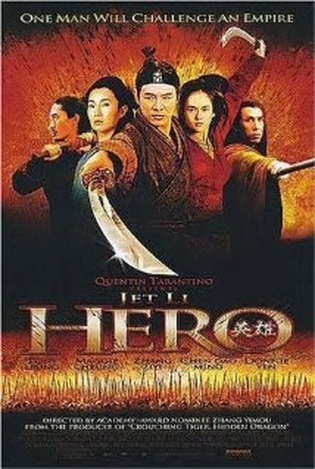 Review | Hero(2002) Herói
