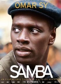 Samba - Poster / Capa / Cartaz - Oficial 7