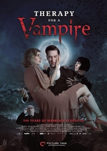 Therapy for a Vampire - Poster / Capa / Cartaz - Oficial 2