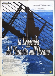A Lenda do Pianista do Mar - Poster / Capa / Cartaz - Oficial 4