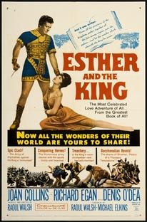 Esther e o Rei - Poster / Capa / Cartaz - Oficial 1