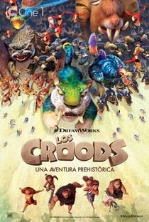 Os Croods - Poster / Capa / Cartaz - Oficial 3