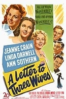 Quem É o Infiel? (A Letter to Three Wives)