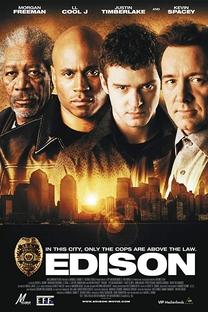 Edison - Poder e Corrupção - Poster / Capa / Cartaz - Oficial 1