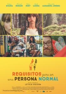 Requisitos Para Ser uma Pessoa Normal - Poster / Capa / Cartaz - Oficial 3