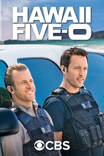 Hawaii Five 5-0 (8ª Temporada) - Poster / Capa / Cartaz - Oficial 1