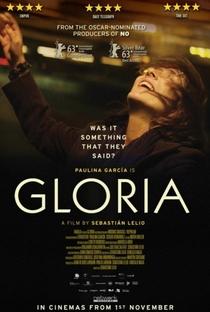 Gloria - Poster / Capa / Cartaz - Oficial 3