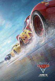 Carros 3 - Poster / Capa / Cartaz - Oficial 4