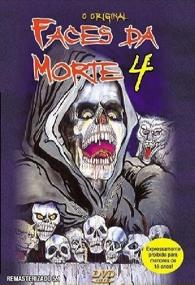 Faces da Morte 4 - Poster / Capa / Cartaz - Oficial 1