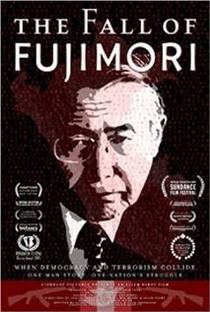A Queda de Fujimori - Poster / Capa / Cartaz - Oficial 1