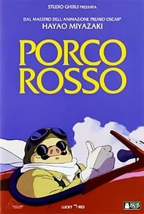 Porco Rosso: O Último Herói Romântico - Poster / Capa / Cartaz - Oficial 23