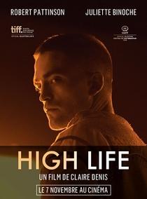High Life - Poster / Capa / Cartaz - Oficial 2
