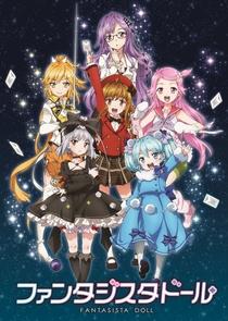 Fantasista Doll (1ª Temporada) - Poster / Capa / Cartaz - Oficial 1