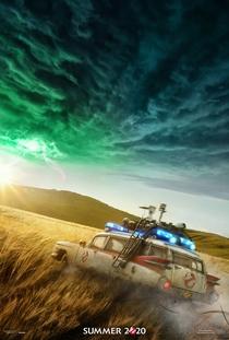 Ghostbusters: Mais Além - Poster / Capa / Cartaz - Oficial 1