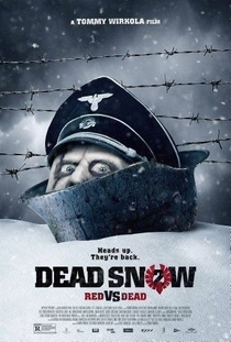 Zumbis na Neve 2 - Poster / Capa / Cartaz - Oficial 2