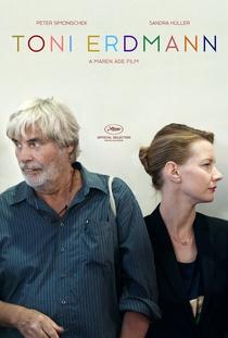 As Faces de Toni Erdmann - Poster / Capa / Cartaz - Oficial 2