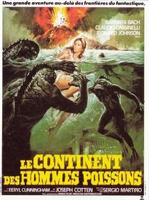A Ilha dos Homens-Peixe - Poster / Capa / Cartaz - Oficial 6