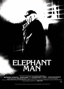 O Homem Elefante - Poster / Capa / Cartaz - Oficial 1