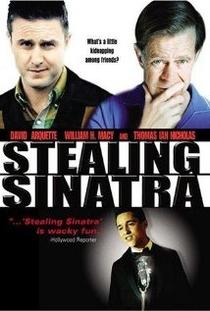 O Rapto de Sinatra - Poster / Capa / Cartaz - Oficial 1
