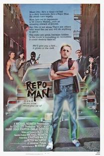 Repo Man - A Onda Punk - Poster / Capa / Cartaz - Oficial 2