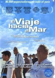 El viaje hacia el mar - Poster / Capa / Cartaz - Oficial 1